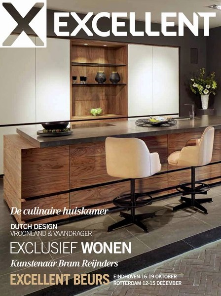 Magazine Excellent architect samenwerking Holleman Parket Wageningen